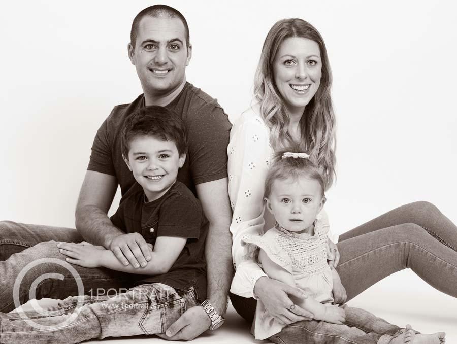 Family Portrait, Portrait Photography, Portrait Photographer, 1PORTRAIT Studio Dublin www.1portrait.ie A Professional Family Portrait is truly invaluable
