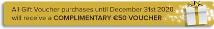 A Thoughtful Christmas present, Family Portrait Photography Studio Voucher plus €50 free special offer